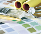 Painting Supplies, Kitchen Remodeling